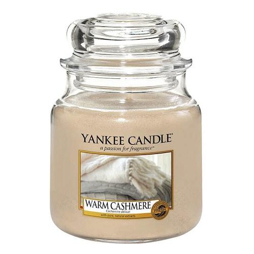 Yankee Candle Warm Cashmere Medium Doftljus
