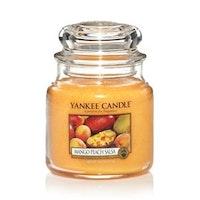 Yankee Candle Mango Peach Salsa Medium Doftljus
