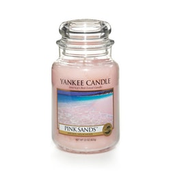 Yankee Candle - Pink Sands - Stort Doftljus