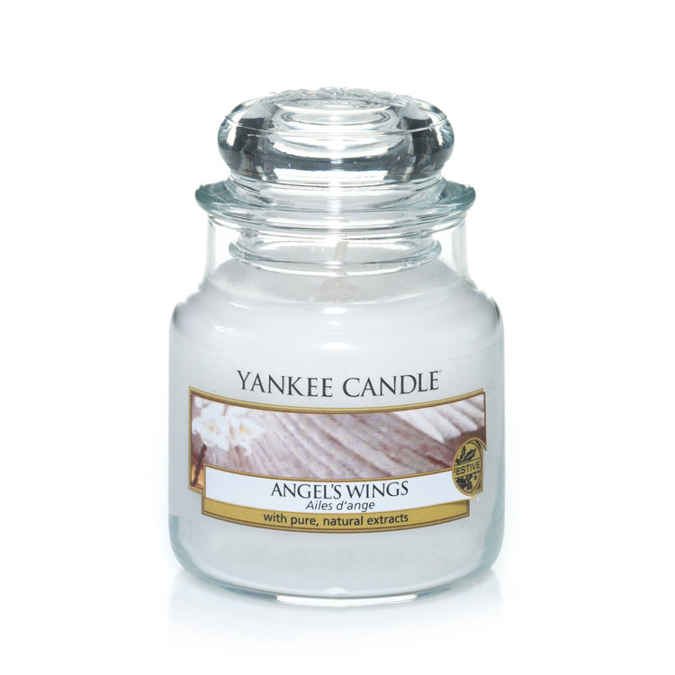 Yankee Candle -  Angels Wings - Litet dofftljus