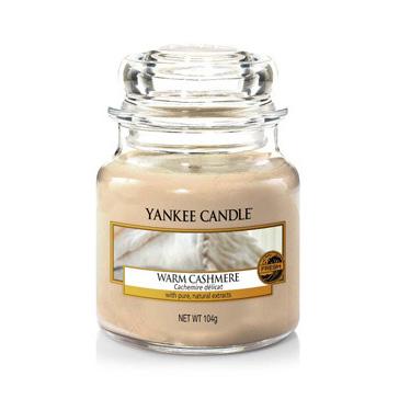 Yankee Candle - Warm cashmere - Litet doftljus