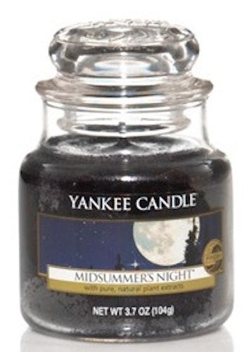 Yankee Candle - Midsummer´s night - Litet doftljus