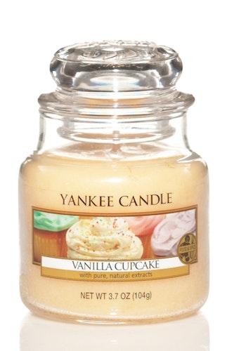 Yankee Candle - Vanilla Cupcake - Litet doftljus
