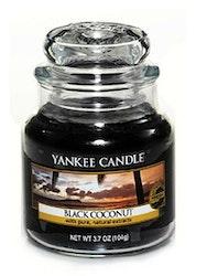 Yankee Candle - Black coconut - Litet doftljus
