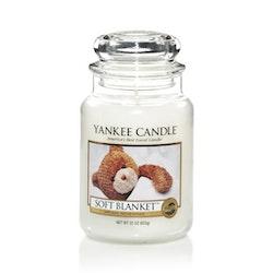 Yankee Candle - Soft Blanket - Stort doftljus