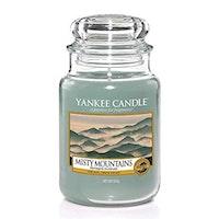 Yankee Candle - Misty Mountains - Stort doftljus