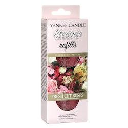 Yankee Candle Fresh Cut Roses Refill Till Elektrisk Bas