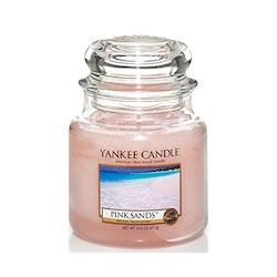 Yankee Candle - Pink sands - Litet doftljus