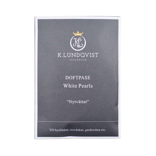 K. Lundqvist - Doftpåse White Pearls - Nytvättat