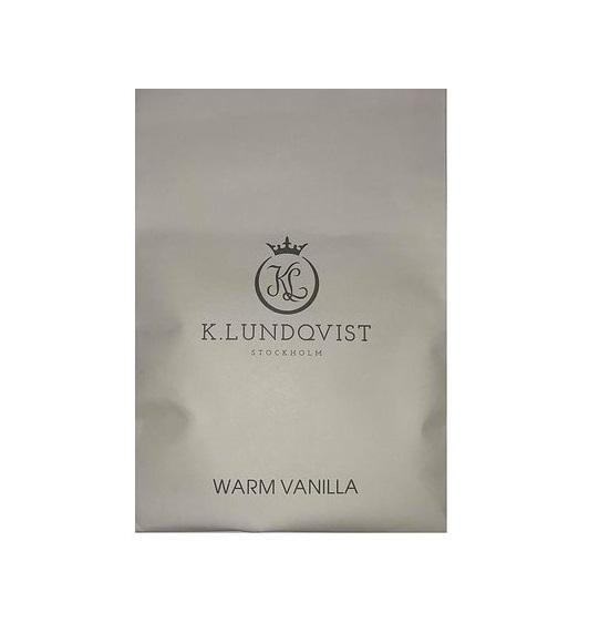 K. Lundqvist - Doftpåse Warm Vanilla - Vanilj, mysk och tonkabönor