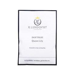 K. Lundqvist - Doftpåse Queen Lily - Siciliansk lime, basilika och liljor