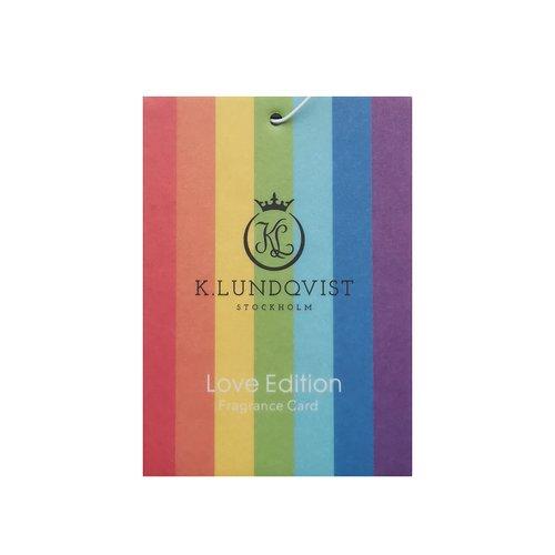 K. Lundqvist - Bildoft Love Edition - Päron, rabarber och polkagris