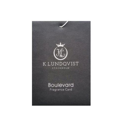 K. Lundqvist - Bildoft Boulevard - Hallon, citron och blåbär