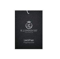 K. Lundqvist - Bildoft Leather - Ek, balsamico och citrus