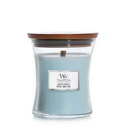 WoodWick Seaside Neroli Medium Doftljus