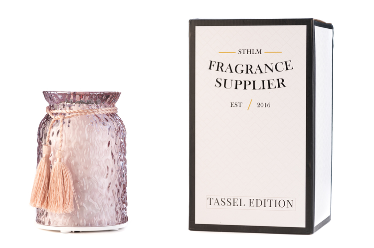 STHLM Fragrance - Aroma Diffuser - Pink Tassel Edition