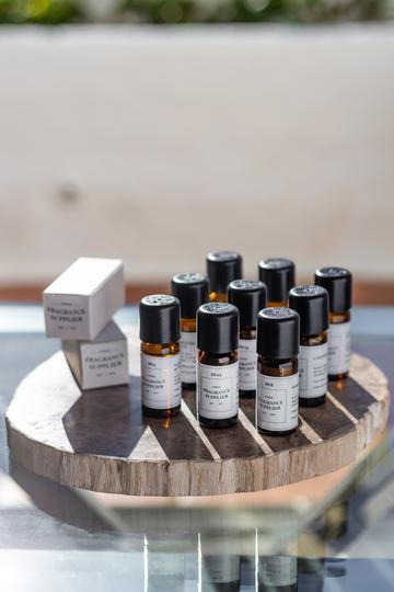 STHLM Fragrance - Doft No 3 - Lemongrass