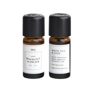 STHLM Fragrance - Doft No 6 - White Tea & Sage