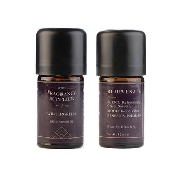 STHLM Fragrance - Eterisk olja - Wintergreen