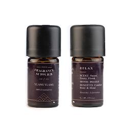 STHLM Fragrance - Eterisk olja - Ylang Ylang