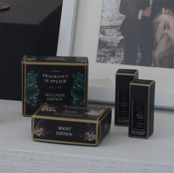 STHLM Fragrance - Eterisk olja - Wellness edition 3-pack