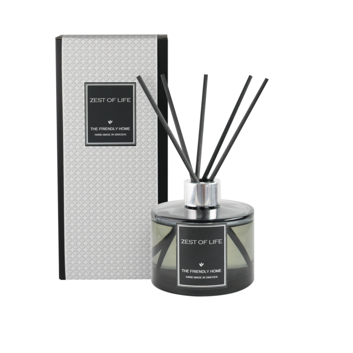 The Friendly Home - Smoke Elegance Doftpinnar - Zest of Life