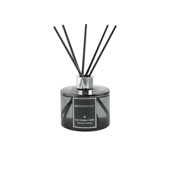 The Friendly Home - Smoke Elegance Doftpinnar - Meadow Lily