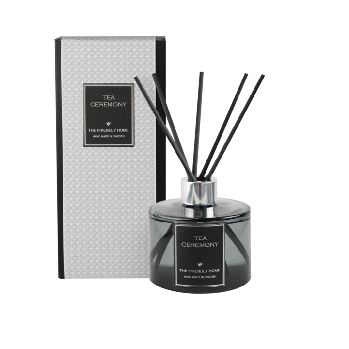 The Friendly Home - Smoke Elegance Doftpinnar - Tea Ceremony