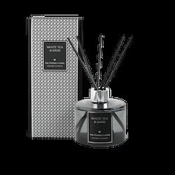 The Friendly Home - Smoke Elegance Doftpinnar - White tea & Sage