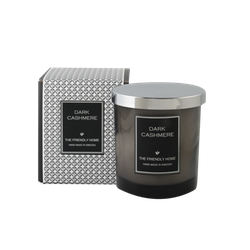 The Friendly Home - Smoke Elegance Doftljus - Dark Cashmere
