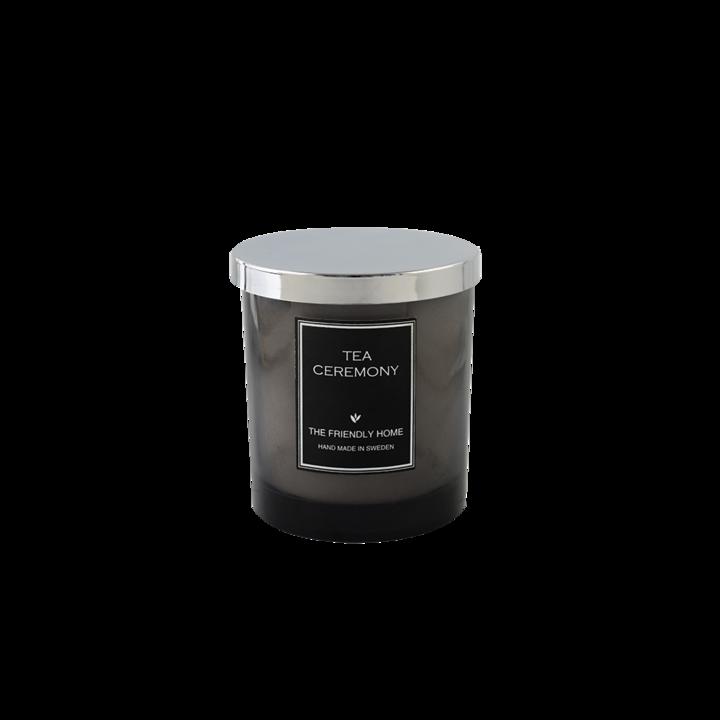 The Friendly Home - Smoke Elegance Doftljus - Tea Ceremony