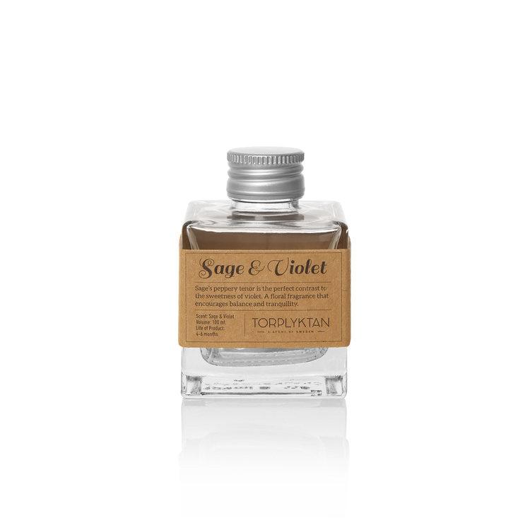 Torplyktan Doftpinnar Kryddskafferiet - Salvia & Viol