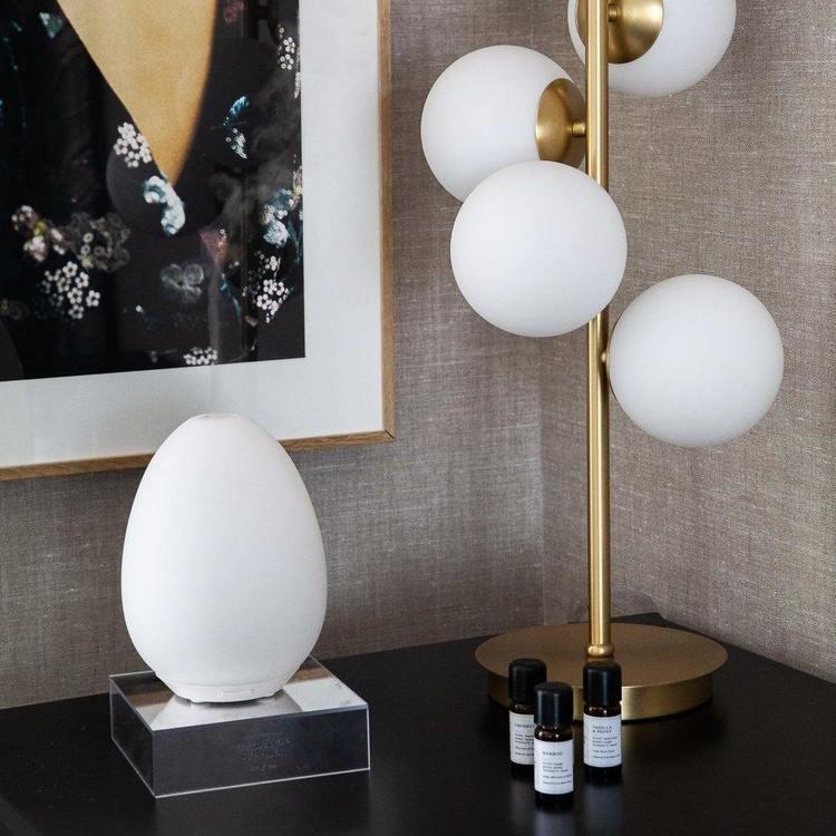 STHLM Fragrance - Aroma Diffuser - White Edition