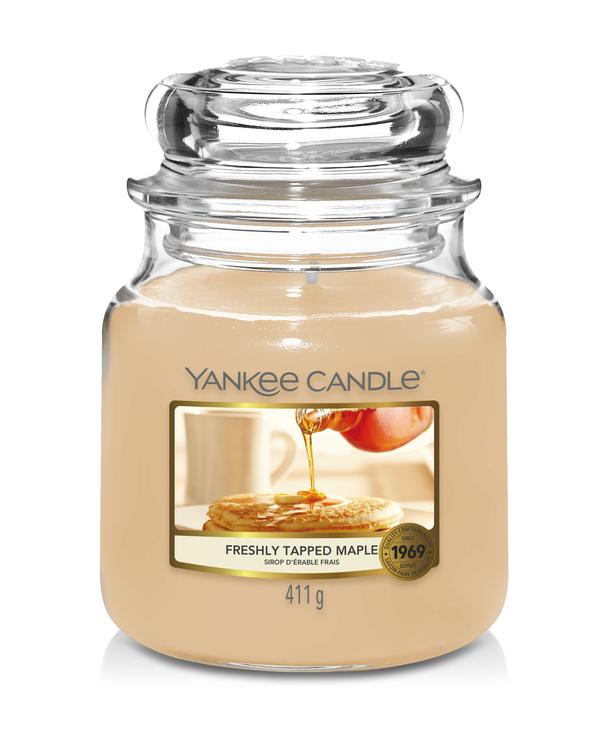 Yankee Candle - Freshly Tapped Maple - Mellan doftljus