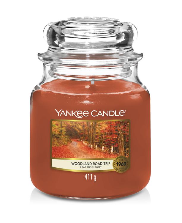 Yankee Candle - Woodland Road - Mellan doftljus