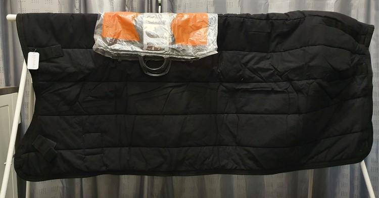 Linertäcke, 125 cm, Hansbo