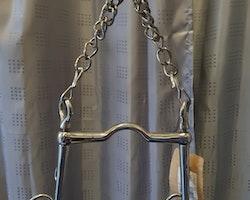 Kandarstång, 13,5 cm, Metalab