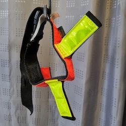 Reflexhalsband, s