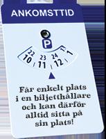 P-SKIVA KREDITKORT