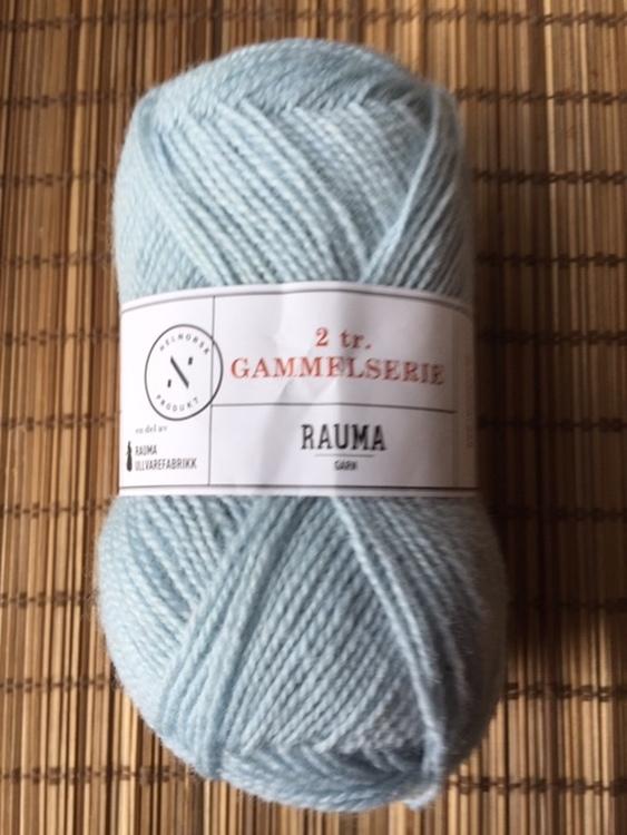 Ljusblå - 4906