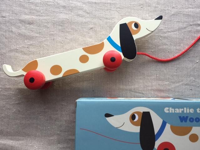 Vintage - Charlie the Dog
