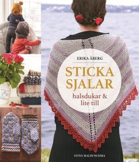Erika Åberg - Sticka sjalar och lite till