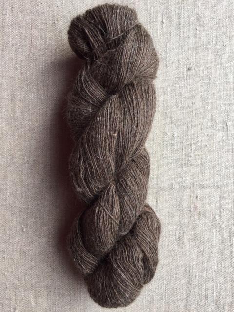 Brun finull - ofärgat -6/1 0110