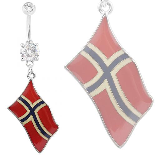 Norska flaggan