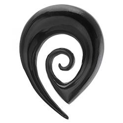 Drop spiral