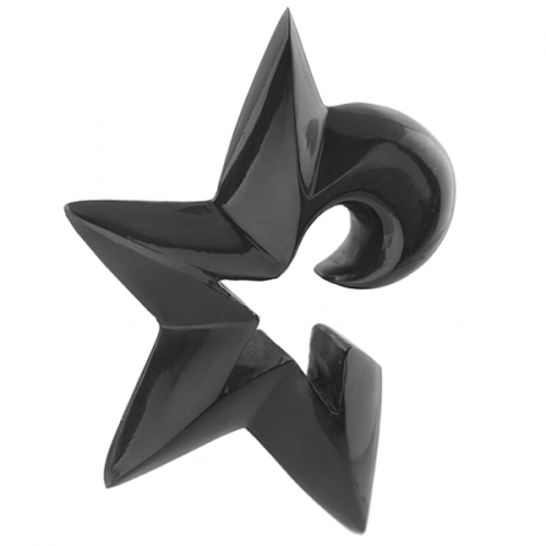 Tiki horn star