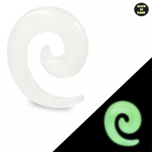 Vit glow in dark spiral