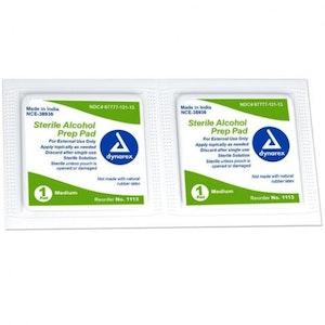 2-pack desinfektionsservetter