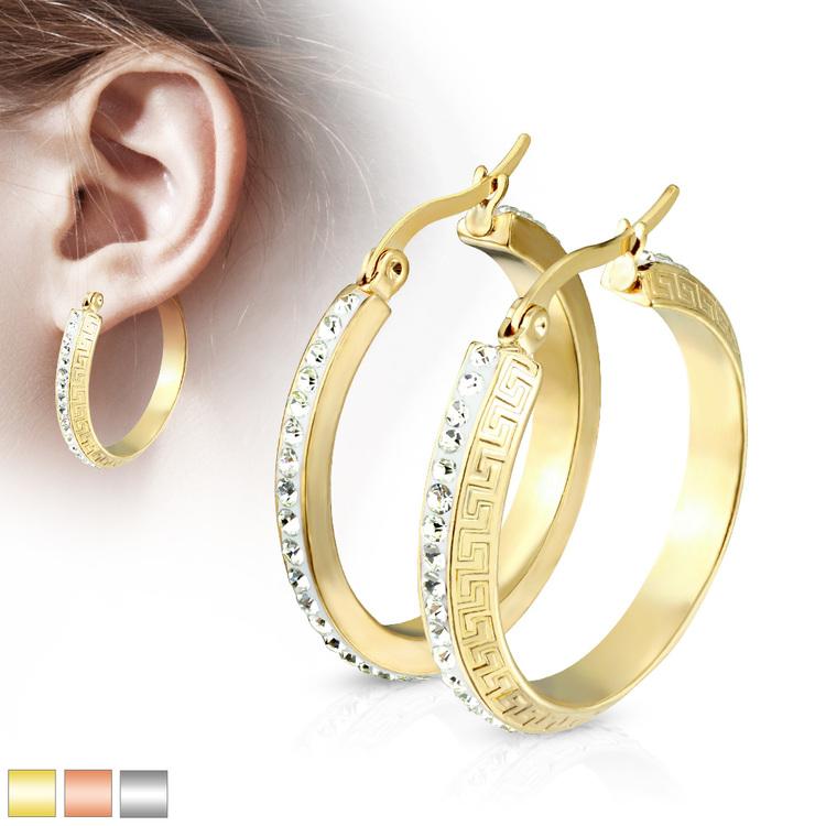 Örhängen ädelstensringar