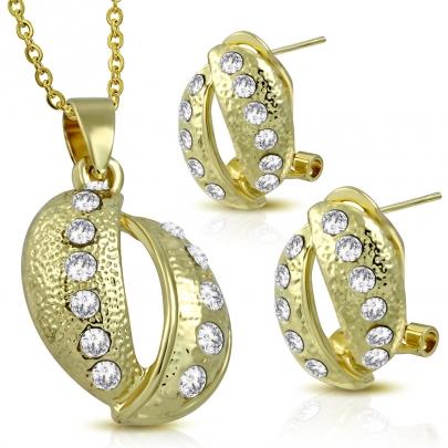 Smycke set i tre delar